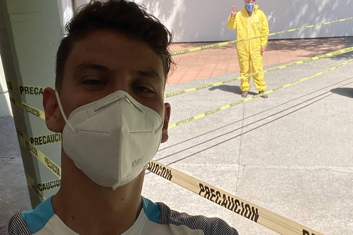 Cruz Azul registra casos de Covid-19. Foto: Twitter