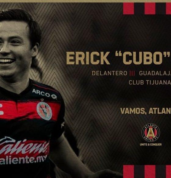 Cubo regresa a la MLS. foto: Twitter