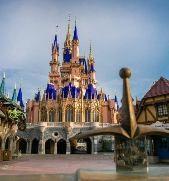 Disney abre sus puertas en el estado de Florida. Foto: Disney twitter