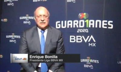 Enrique Bonilla, presidente de la Liga MX. Foto: Twitter