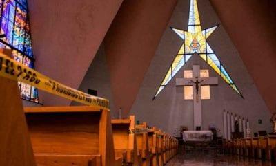 Iglesias reabren sus puertas. Foto: Cuartoscuro