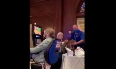 Jaime Bonilla acepta que fue a Casino. Foto: Twitter