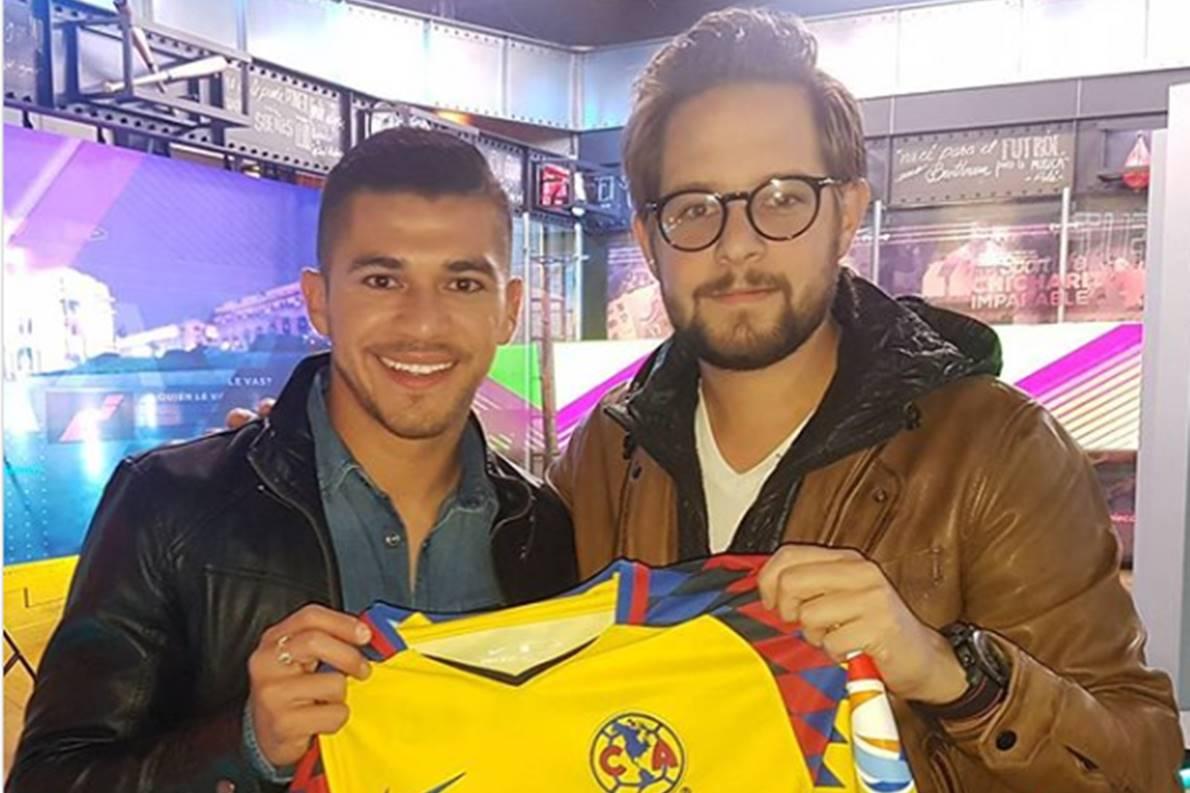 Lanza fuerte crítica Alarcón contra el Pollo Ortiz. Foto: Instagram