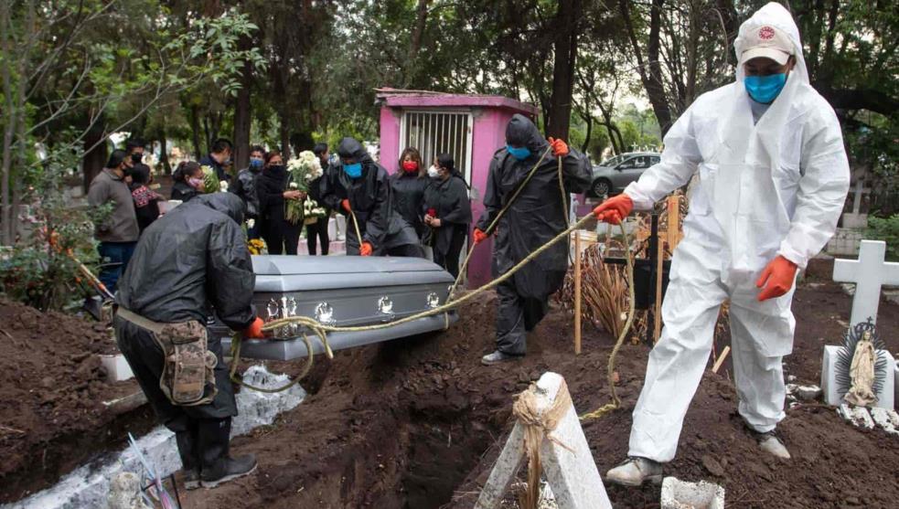 México rebasa las 30 mil muertos por Covid-19. Foto: Cuartoscuro
