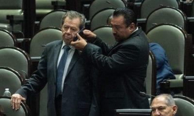 Golpistas a la democracia intentan frenan a candidatos al INE: Muñoz Ledo