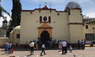 Refuerzas Medidas sanitarias en San Gregorio. Foto: Twitter