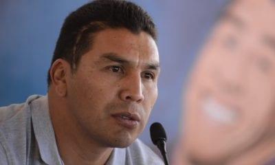 Revela Salvador Cabañas problemas de Salud. Foto. Cuartoscuro
