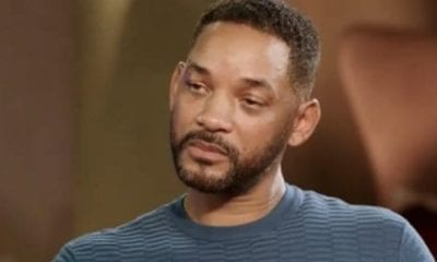 Revela esposa de Will Smith que le fue infiel. Foto: Youtube