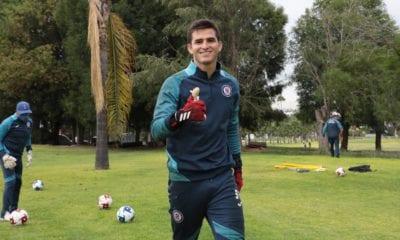 Sebastián Jurado no renuncia a Cruz Azul. Foto: Cruz Azul