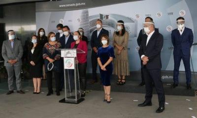 PAN presenta queja por omisiones durante la pandemia en México