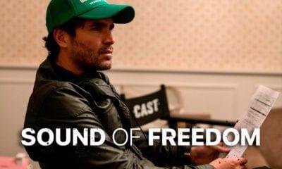 Sound of Freedom, Sonido de Libertad, película de Eduardo Verástegui,