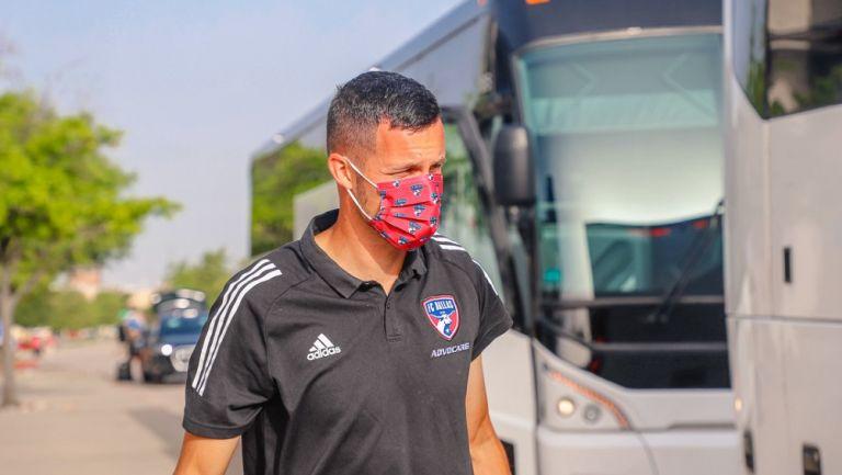 Virus impide a Dallas jugar en la MLS. Foto: Twitter Dallas