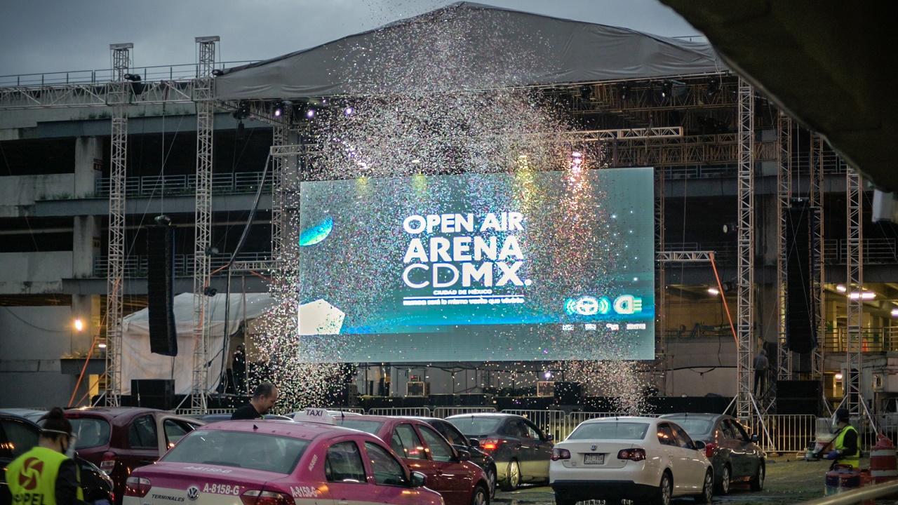 Autocinema Arena Ciudad de México