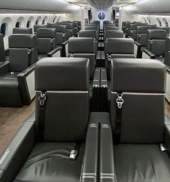 """Muestran """"lujos"""" del avión presidencial"""