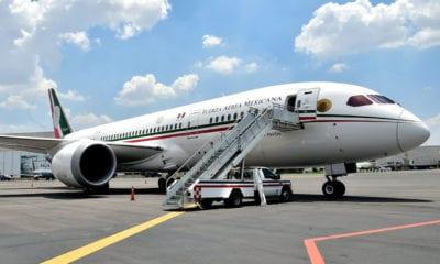 De regreso en México, el avión TP 01 tiene dos propuestas de compra y se va a rifar
