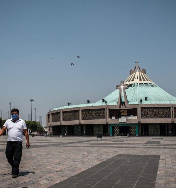 Verifican la Basílica de Guadalupe para un retorno a misas sin riesgo de contagio
