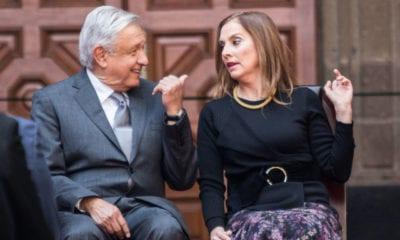 """""""No soy médico"""", responde Beatriz Gutiérrez para atender a padres de niños con cáncer"""