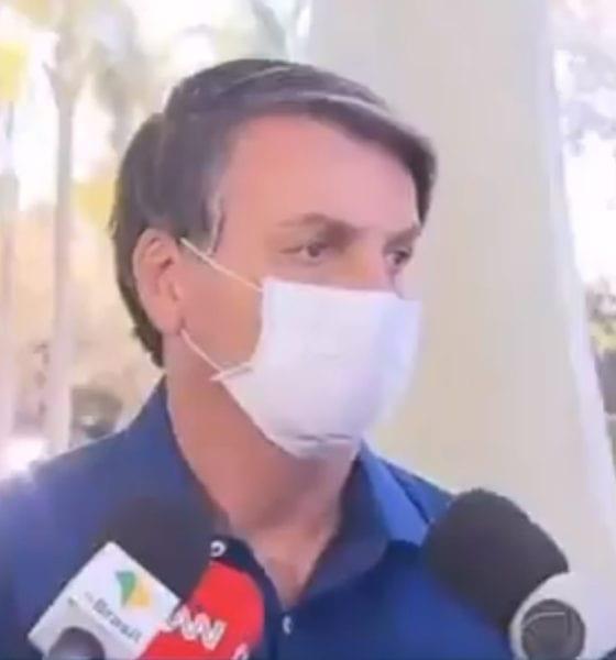 Jair Bolsonaro dio positivo a Covid-19
