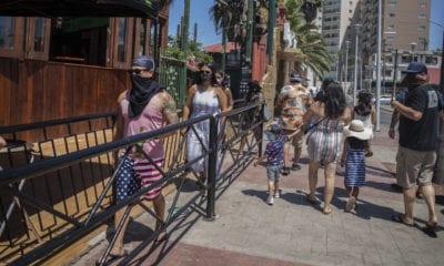México y Estados Unidos extienden cierre parcial de frontera hasta el 21 de agosto