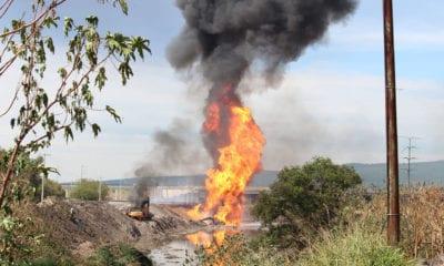 Robo de combustible provocó violencia en Guanajuato