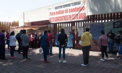 Insiste gobierno federal que la pandemia en México va en descenso