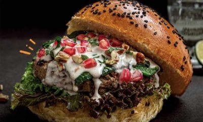hamburguesa de Chile en Nogada