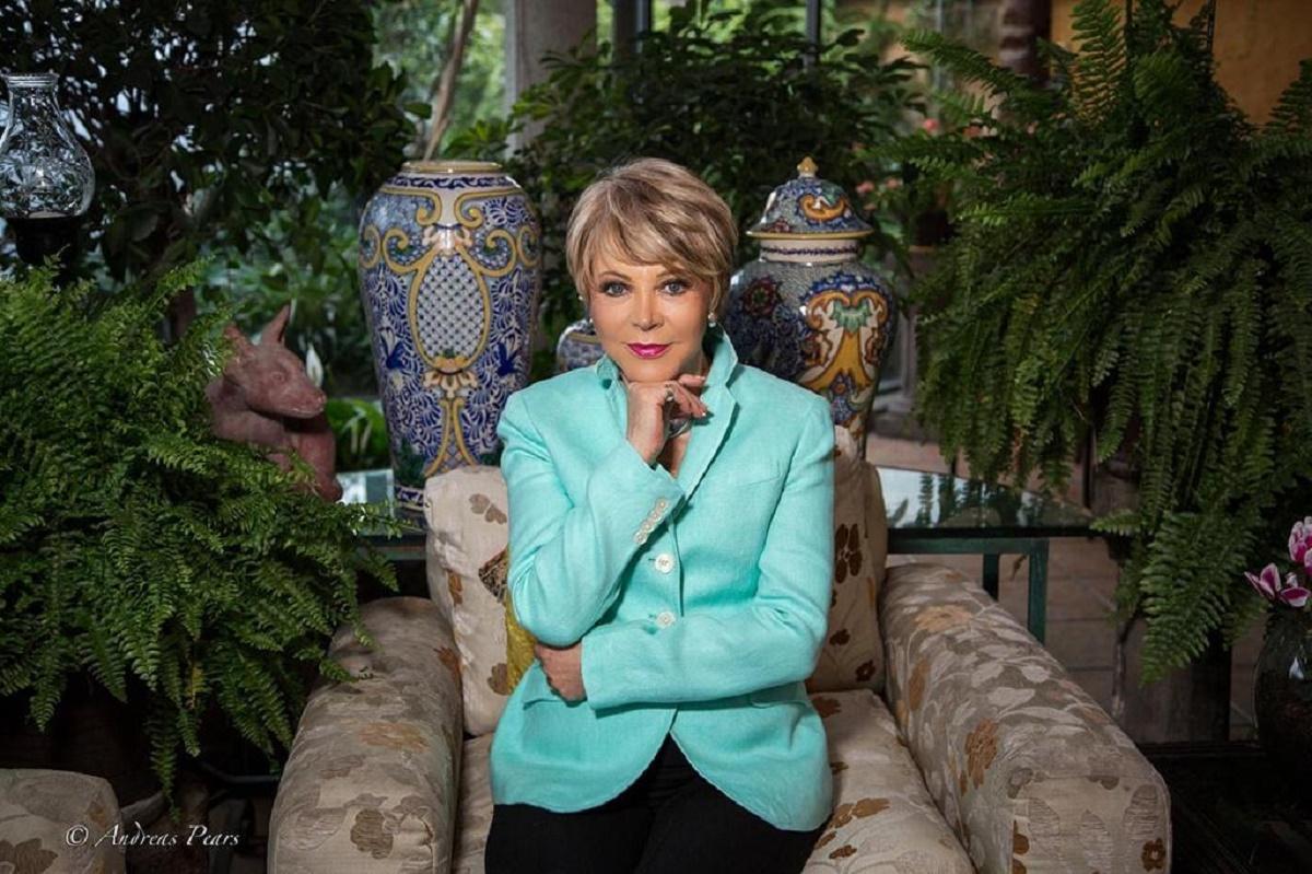 Lolita Ayala en Mexiquense TV