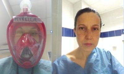 Myrella casas medico internista en pandemia