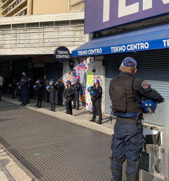 Evitan instalación de vendedores ambulantes en la CDMX
