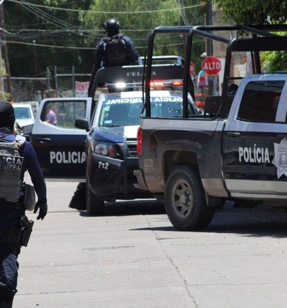 La policía mejor pagada lucha contra los cárteles de Santa Rosa de Lima y Jalisco Nueva Generación