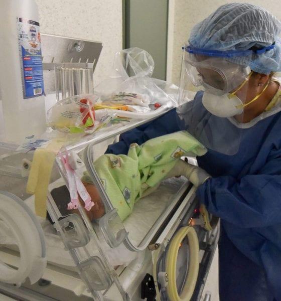 Estos son los cuidados para un recién nacido en tiempos de Covid