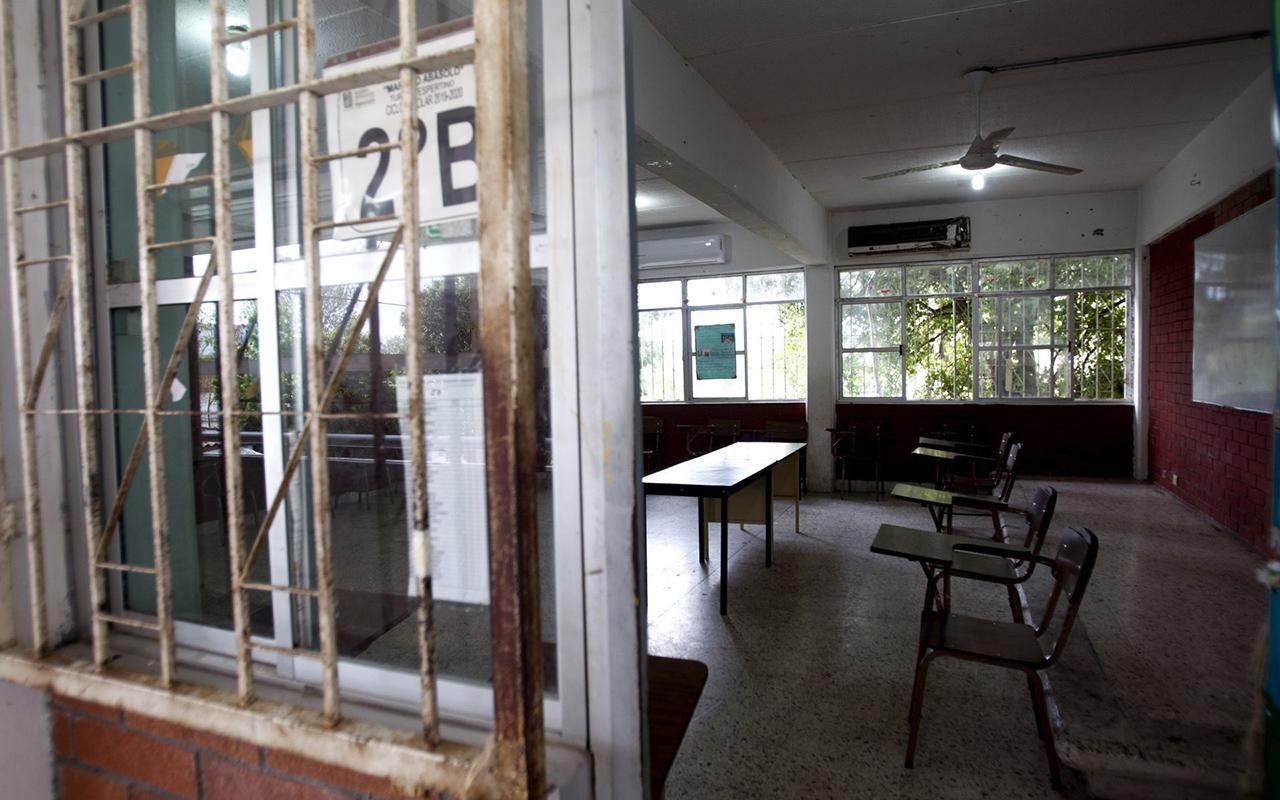 Hasta el 2021, regreso a las escuelas en Michoacán