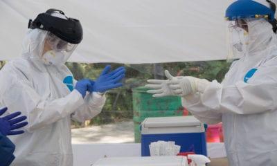 Sector salud serán prioridad cuando haya vacunas contra el Covid en México