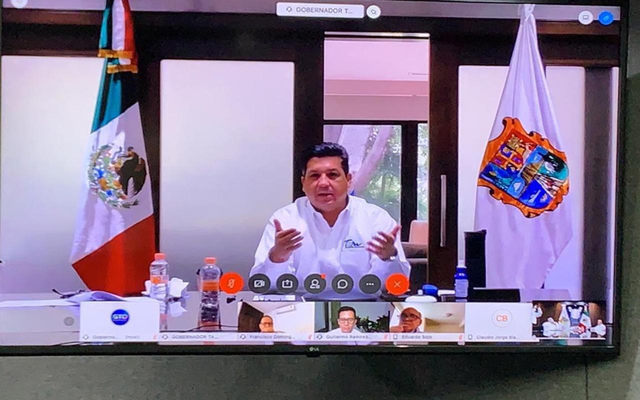 Tamaulipas pide cerrar frontera con Texas a viajes no esenciales