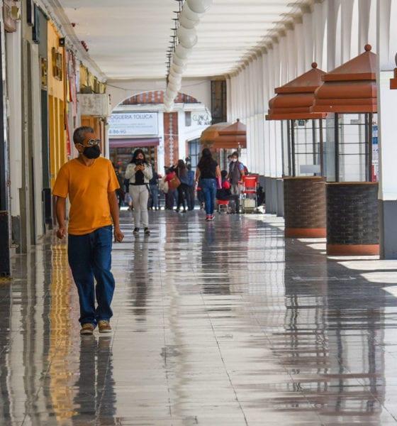 El lunes reabren restaurantes y centros comerciales en Edomex