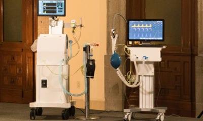 Surgen Ehécatl y Gätsi con tecnología mexicana para salvar vidas
