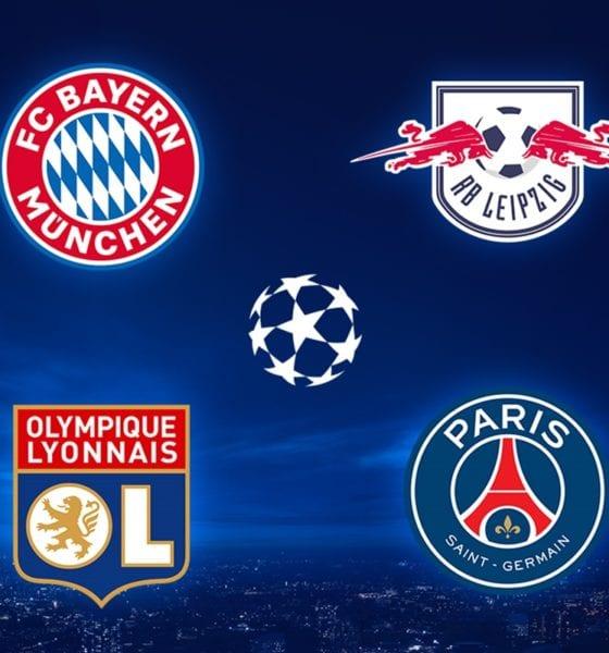 Así se jugarán las semifinales de la Liga de Campeones. Foto: Twitter Champions League
