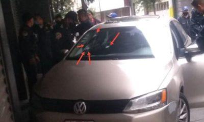 Asesinan a Hombre en calles de la CDMX. Foto: Twitter