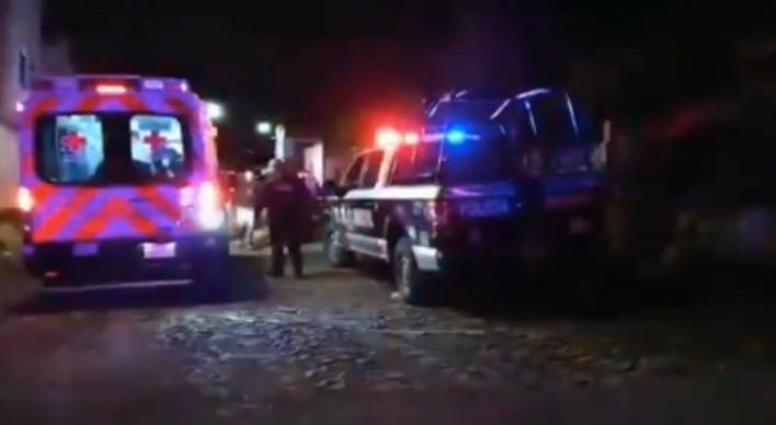 Ataque armado dejó cinco muertos. Foto: Twitter