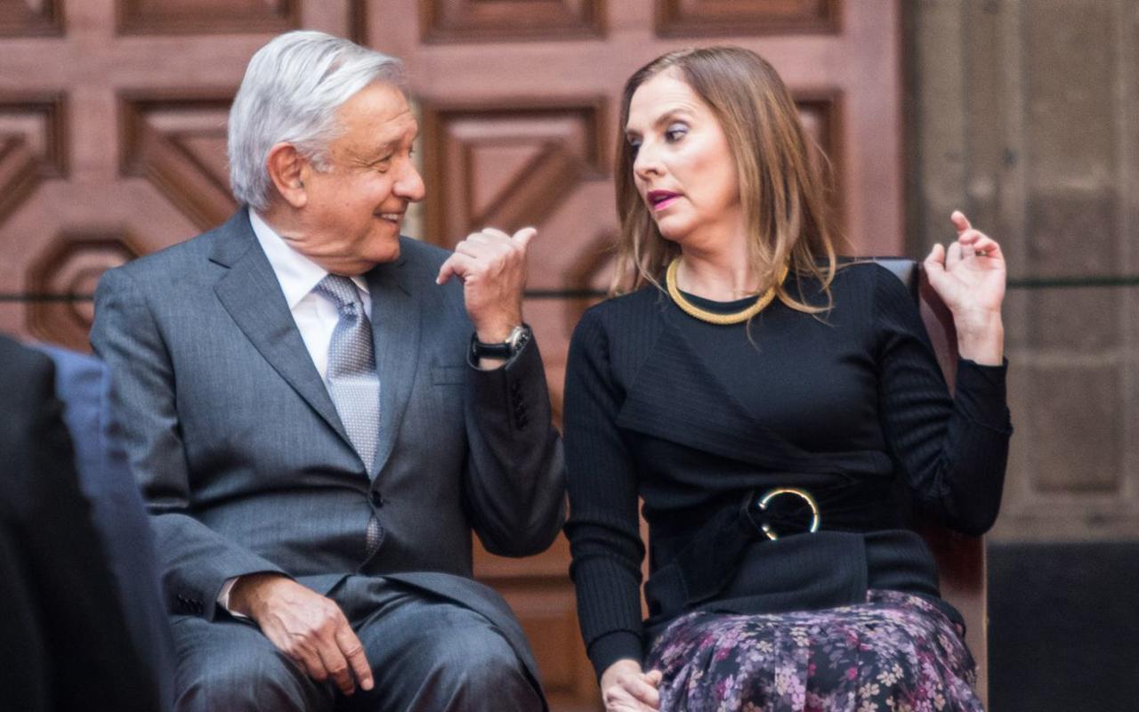 """""""Mi cuenta se llenará de mensajes nefastos"""": Beatriz Gutiérrez"""