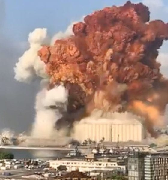 No hay mexicanos entre víctimas de explosión en Beirut