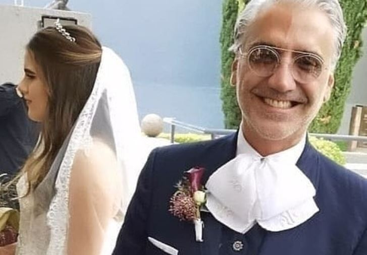Camila Fernández boda