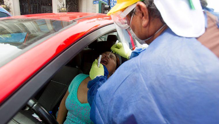 Covid-19 golpea a México. Foto: Cuartoscuro