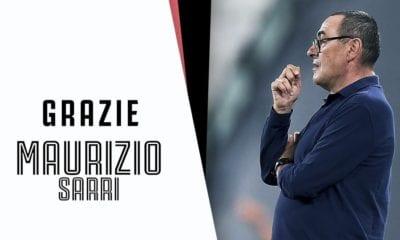 Despiden al técnico de la Juventus. Foto: Twitter