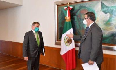 """México externa a Rusia interés de tener vacuna Sputnik 5 """"a la brevedad"""""""