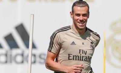 Gareth Bale con el Real Madrid. Foto: Gareth Bale