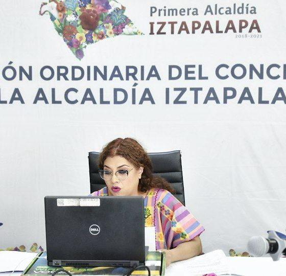 Iztapalapa pide evitar festejos masivos en las Fiestas Patrias. Foto: Twitter