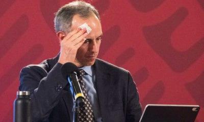 Respaldo presidencial a Hugo López Gatell, que 9 gobernadores piden su renuncia