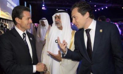 Lozoya revela sobornos para campaña de Peña Nieto