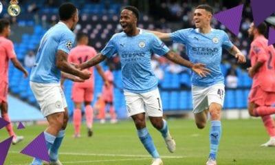 Manchester City a los cuartos de final. Foto: Twitter Manchester City